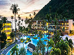 Swiming Pool / Phuket Marirott Resort & Spa Merlin Beach, หาดป่าตอง