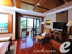 プーケット パトンビーチのホテル : プーケット マリオット リゾート & スパ メルリンビーチ(1)のお部屋「プレジデンタル スイート」