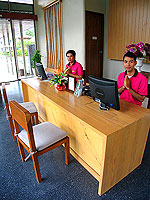 Reception : Metadee Resort and Spa, Free Wifi, Phuket