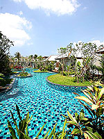 Swimming Pool : Metadee Resort and Spa, Pool Villa, Phuket