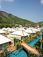 Resort View : Metadee Resort and Spa, Serviced Villa, Phuket