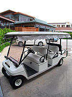 Cart : Metadee Resort and Spa, Couple & Honeymoon, Phuket