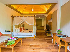 プーケット フィットネスありのホテル : メタディ− リゾート & スパ(1)のお部屋「アクセス プールヴィラ」