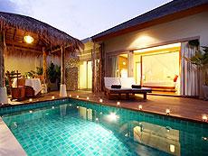 プーケット フィットネスありのホテル : メタディ− リゾート & スパ(1)のお部屋「プライベート プールヴィラ」