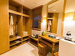 プーケット フィットネスありのホテル : メタディ− リゾート & スパ(Metadee Resort and Spa)のグランド プール ヴィラ スイート 3ベッドルームルームの設備 Bath Room