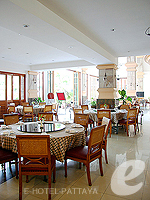 Restaurant : Mike Orchid Resort, Connecting Rooms, Phuket