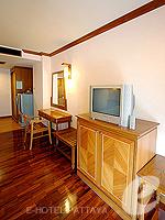 パタヤ ノースパタヤのホテル : マイク オーキッド リゾート(Mike Orchid Resort)のスタンダード ルームルームの設備 Room Facilities