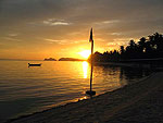 Sunset : Milkybay Resort, Couple & Honeymoon, Phuket