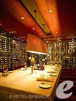 バンコク フィットネスありのホテル : ミレニアム ヒルトン バンコク 「Restaurant Prime」