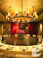Restaurant Yuan / Millennium Hilton Bangkok, แม่น้ำเจ้าพระยา