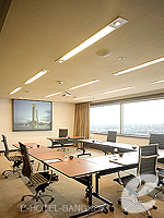 Meeting Room / Millennium Hilton Bangkok,
