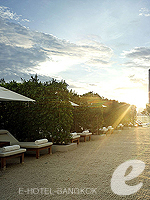 The Beach / Millennium Hilton Bangkok,