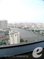 Living Room : Executive (แม่น้ำเจ้าพระยา) โรงแรมในกรุงเทพฯ, ประเทศไทย