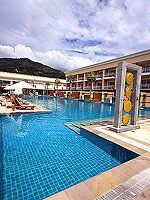 Swimming Pool : Millennium Resort Patong Phuket, Family & Group, Phuket