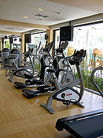 Fitness Gym : Millennium Resort Patong Phuket, Connecting Rooms, Phuket