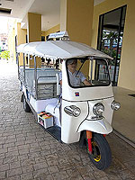 Tuk Tuk : Millennium Resort Patong Phuket, Connecting Rooms, Phuket