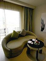プーケット パトンビーチのホテル : ミレニアム リゾート パトン プーケット(Millennium Resort Patong Phuket)のスーペリア(ダブル)ルームの設備 Room View