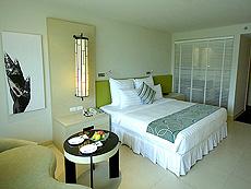 プーケット パトンビーチのホテル : ミレニアム リゾート パトン プーケット(1)のお部屋「スーペリア(ダブル)」