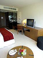 プーケット パトンビーチのホテル : ミレニアム リゾート パトン プーケット(Millennium Resort Patong Phuket)のデラックス(シングル)ルームの設備 Room View