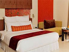 プーケット パトンビーチのホテル : ミレニアム リゾート パトン プーケット(1)のお部屋「グランド デラックス(ダブル)」