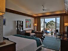 プーケット スパ併設のホテル : モム トリズ ヴィラ ロイヤル(1)のお部屋「ペントハウス スイート」