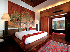 プーケット スパ併設のホテル : モム トリズ ヴィラ ロイヤル(1)のお部屋「シー(ダオ・ア・デュン・スイート)」