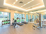Fitness : The Waters Khao Lak by Katathani Resort, Family & Group, Phuket