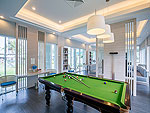 Snooker/Billiards : The Waters Khao Lak by Katathani Resort, Khaolak, Phuket