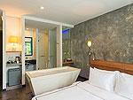 プーケット インターネット接続(無料)のホテル : ザ ウォーター カオラック バイ カタタニ リゾート(The Waters Khao Lak by Katathani Resort)のベイ ロマンス (ベイウィング)ルームの設備 Room View