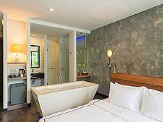 プーケット カオラックのホテル : ザ ウォーター カオラック バイ カタタニ リゾート(1)のお部屋「ベイ ロマンス (ベイウィング)」