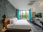 プーケット インターネット接続(無料)のホテル : ザ ウォーター カオラック バイ カタタニ リゾート(The Waters Khao Lak by Katathani Resort)のベイ グランド スイート(ウォーター ウィング)ルームの設備 Room View