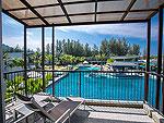 プーケット インターネット接続(無料)のホテル : ザ ウォーター カオラック バイ カタタニ リゾート(The Waters Khao Lak by Katathani Resort)のアッパー プール アクセス(ウォーター ベイ)ルームの設備 Room View