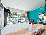 プーケット インターネット接続(無料)のホテル : ザ ウォーター カオラック バイ カタタニ リゾート(The Waters Khao Lak by Katathani Resort)のウォーター プール アクセス(ウォーター ウィング)ルームの設備 Room View