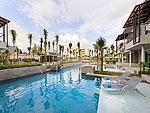 プーケット インターネット接続(無料)のホテル : ザ ウォーター カオラック バイ カタタニ リゾート(The Waters Khao Lak by Katathani Resort)の2ベッドルーム スイート プール アクセスルームの設備 Direct Pool Access
