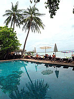 Swimming Pool : Montien House, Chaweng Beach, Phuket