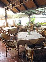サムイ島 カップル&ハネムーンのホテル : モンティエン ハウス 「Restaurant」