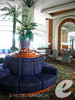 バンコク チャオプラヤー川周辺のホテル : モンティエン リバーサイド ホテル 「Lobby」