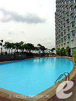 Swimming Pool : Montien Riverside Hotel, Swiming Pool, Phuket