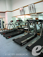 Fitness Gym : Montien Riverside Hotel, Meeting Room, Phuket