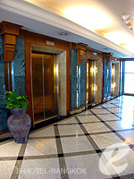 Lifts : Montien Riverside Hotel, Swiming Pool, Phuket