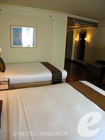 バンコク チャオプラヤー川周辺のホテル : モンティエン リバーサイド ホテル(Montien Riverside Hotel)のクラブ Cルームの設備 Relax Area