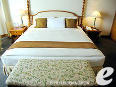 バンコク チャオプラヤー川周辺のホテル : モンティエン リバーサイド ホテル(Montien Riverside Hotel)のお部屋「エグゼクティブ スイート」