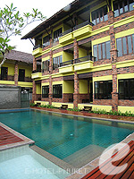Swimming Pool : Motive Cottage Resort, Khaolak, Phuket