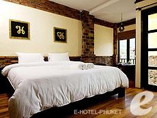 プーケット カオラックのホテル : モーティブ コテージ リゾート(1)のお部屋「デラックススイート」