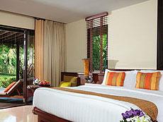 プーケット ファミリー&グループのホテル : モーベンピック リゾート & スパ カロン ビーチ(1)のお部屋「ファミリー スイート 2ベッドルーム」