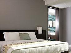 プーケット ファミリー&グループのホテル : モーベンピック リゾート & スパ カロン ビーチ(1)のお部屋「レジデンス 2ベッドルーム」