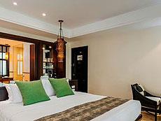 プーケット ファミリー&グループのホテル : モーベンピック リゾート & スパ カロン ビーチ(1)のお部屋「プルンジ プール ビラ」