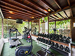 Fitness / Muang Samui Spa Resort, หาดเฉวง
