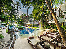 Muang Samui Spa Resort, Beach Front, Phuket