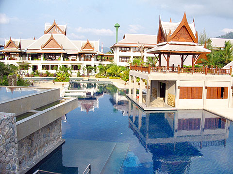 Mukdara Beach Villa & Spa Resort, Beach Front, Phuket